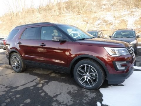 2016 ford explorer sport 4wd in shadow black for sale c21764 all american automobiles buy. Black Bedroom Furniture Sets. Home Design Ideas