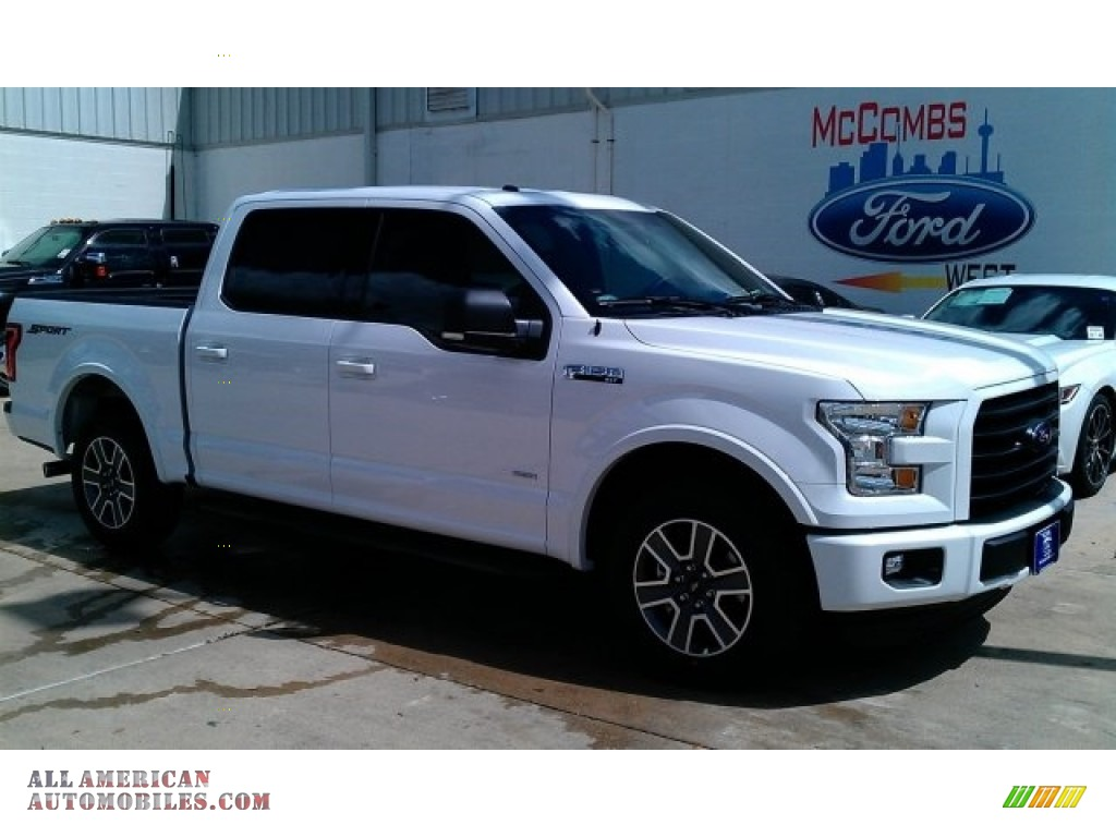 2016 ford f150 xlt supercrew in oxford white d73434 all american automobiles buy american. Black Bedroom Furniture Sets. Home Design Ideas