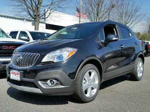 2016 Buick Encore Convenience AWD in Rosewood Metallic for ...