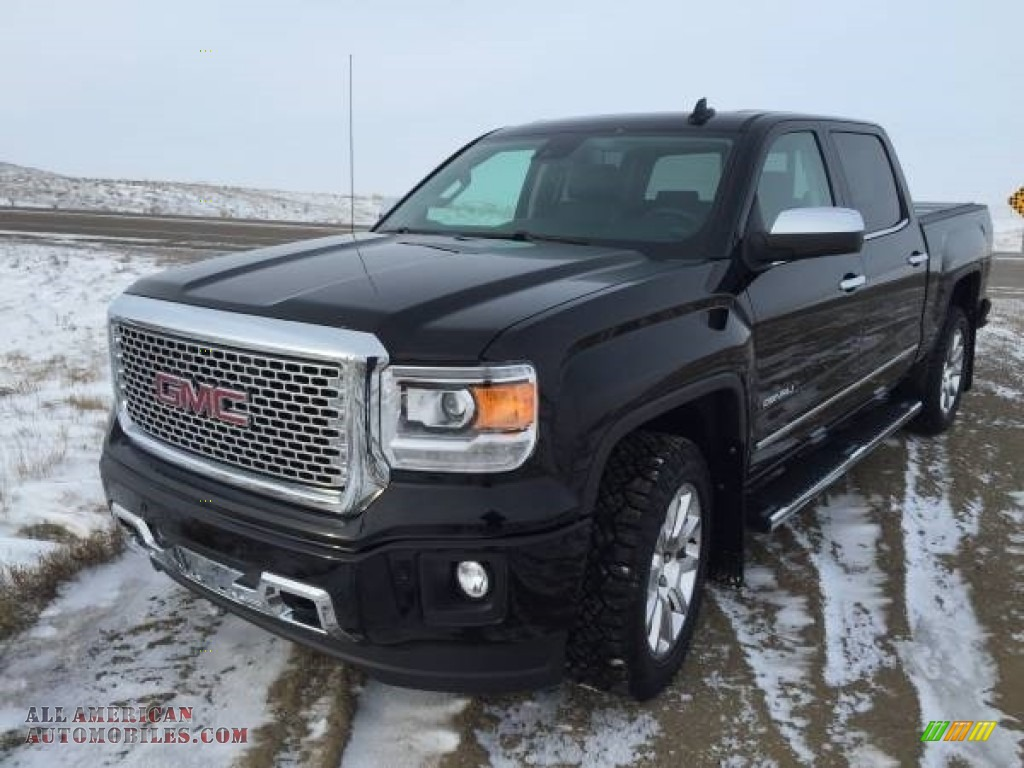 2015 gmc sierra 1500 denali crew cab 4x4 in onyx black 184893 all american automobiles buy. Black Bedroom Furniture Sets. Home Design Ideas
