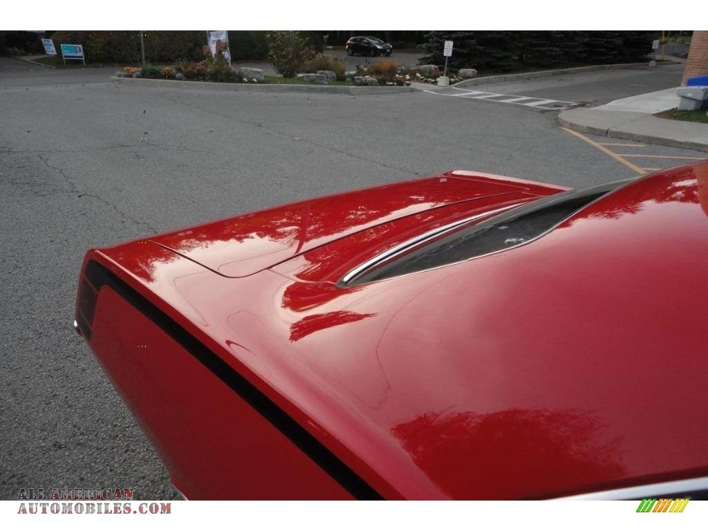 1970 Cuda Hemi - Rallye Red / Black photo #12