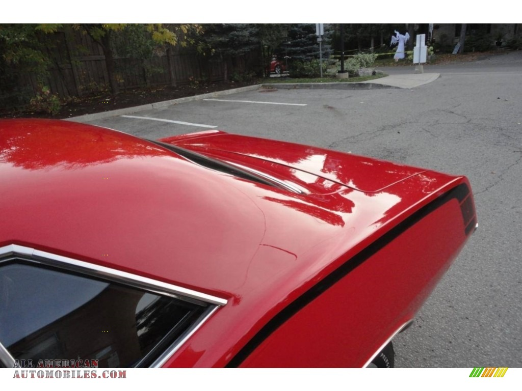 1970 Cuda Hemi - Rallye Red / Black photo #16