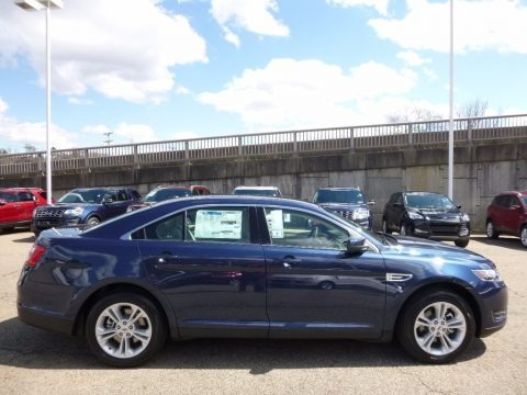 Blue Jeans 2016 Ford Taurus SEL