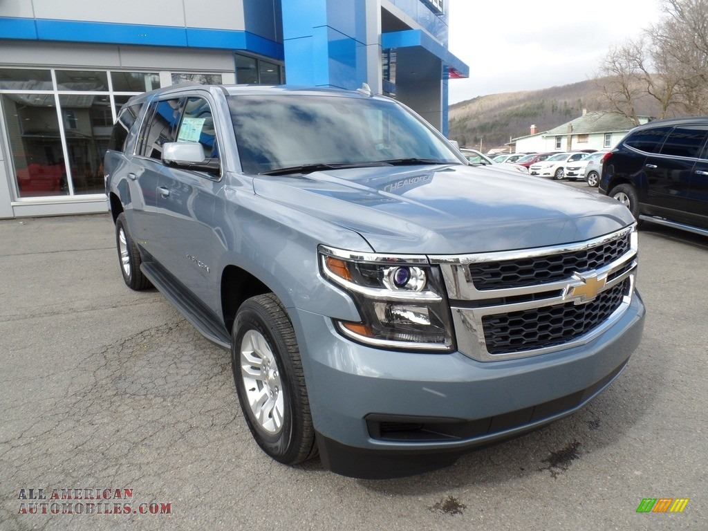 2016 chevrolet suburban ls 4wd in slate grey metallic. Black Bedroom Furniture Sets. Home Design Ideas