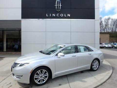 Ingot Silver 2014 Lincoln MKZ FWD