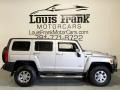 Hummer H3  Boulder Gray Metallic photo #6