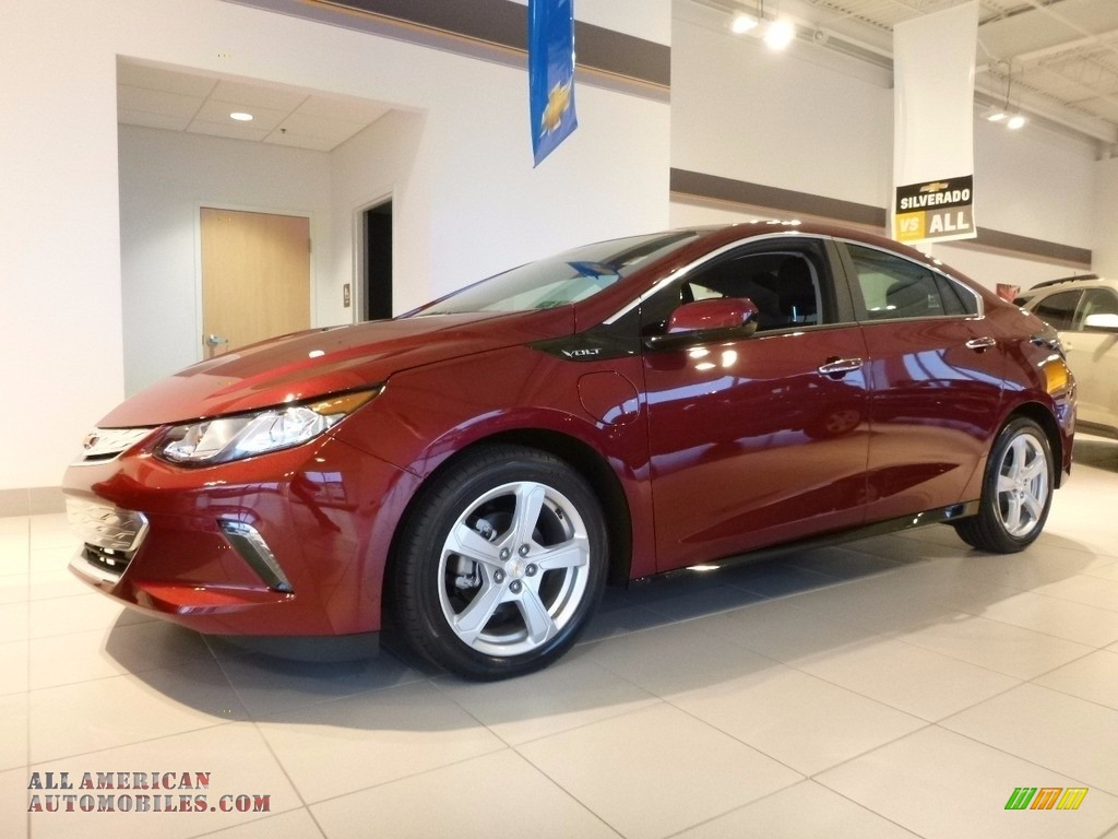 2017 chevrolet volt lt in siren red tintcoat 107221 all american automobiles buy american. Black Bedroom Furniture Sets. Home Design Ideas