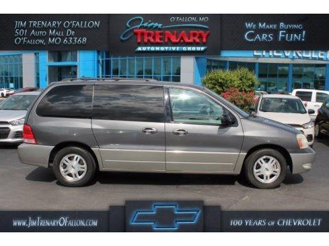 Dark Shadow Grey Metallic 2005 Ford Freestar Limited