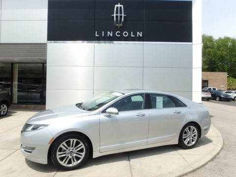 Ingot Silver 2014 Lincoln MKZ Hybrid