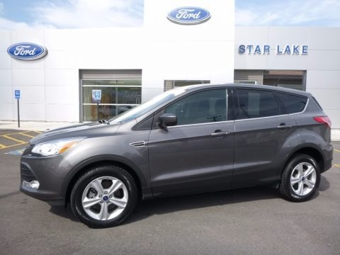 Sterling Gray Metallic 2013 Ford Escape SE 1.6L EcoBoost 4WD
