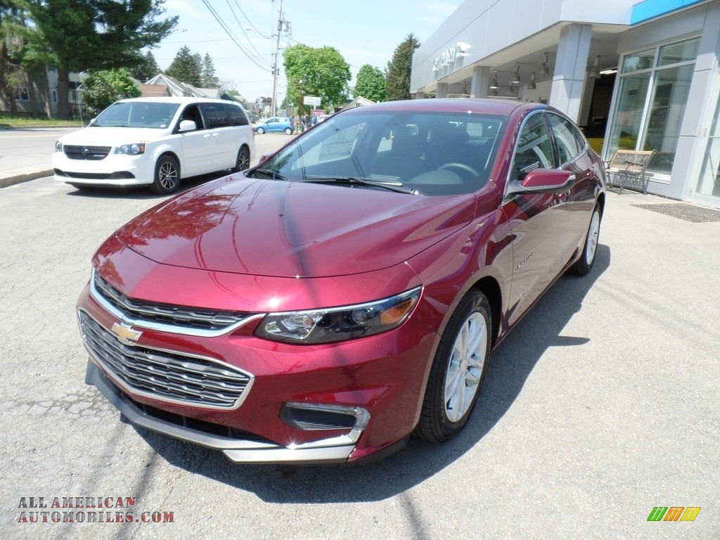 2016 chevrolet malibu lt in butte red metallic 260561 all american automobiles buy. Black Bedroom Furniture Sets. Home Design Ideas