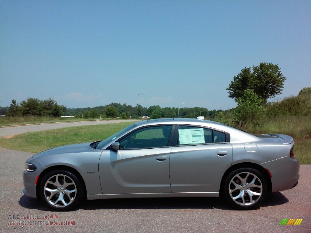 2017 Dodge Charger Rt White >> 2016 Dodge Charger R/T in Billet Silver Metallic - 272256 | All American Automobiles - Buy ...