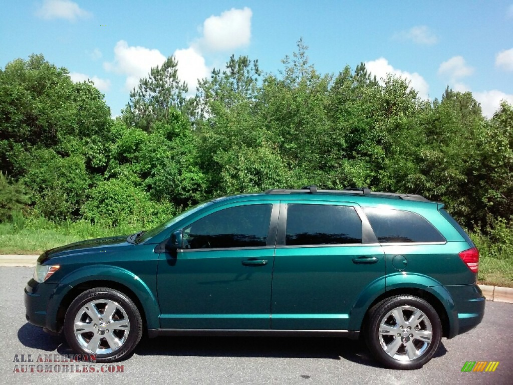 2009 dodge journey sxt in melbourne green pearl 239962 for Steve white motors inc