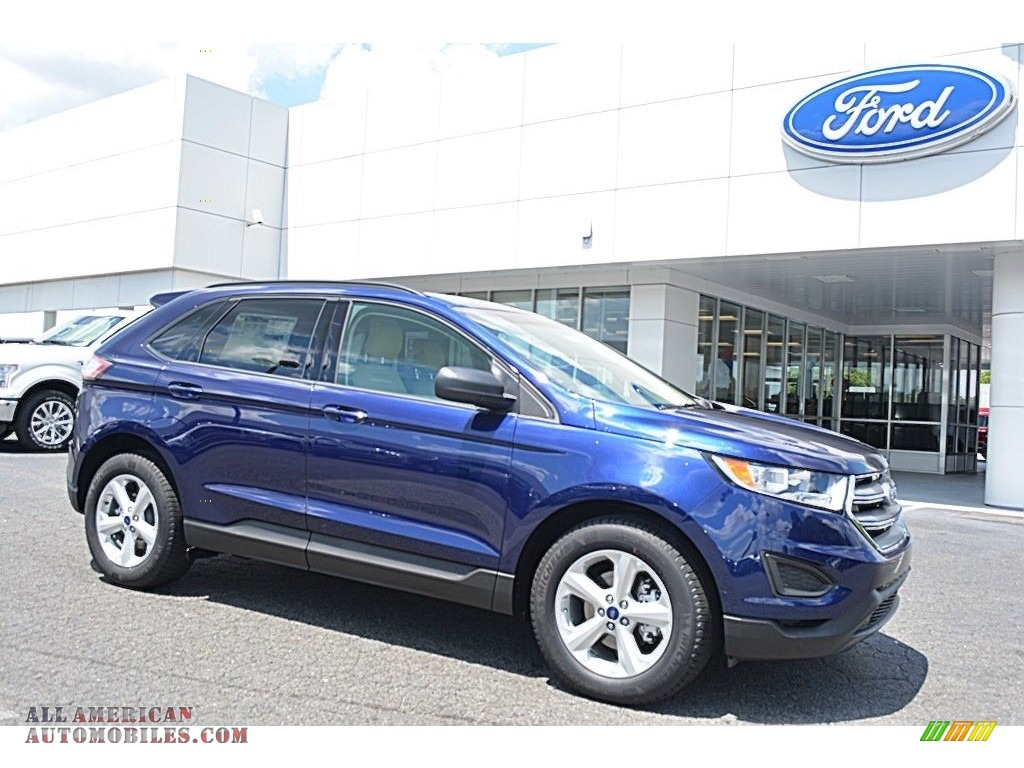 Kona Blue Dune Ford Edge Se