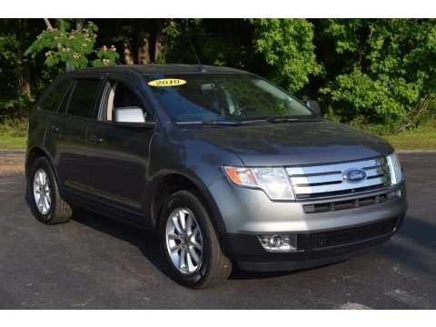 Sterling Grey Metallic 2010 Ford Edge SEL