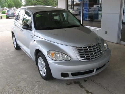 Bright Silver Metallic 2006 Chrysler PT Cruiser Touring