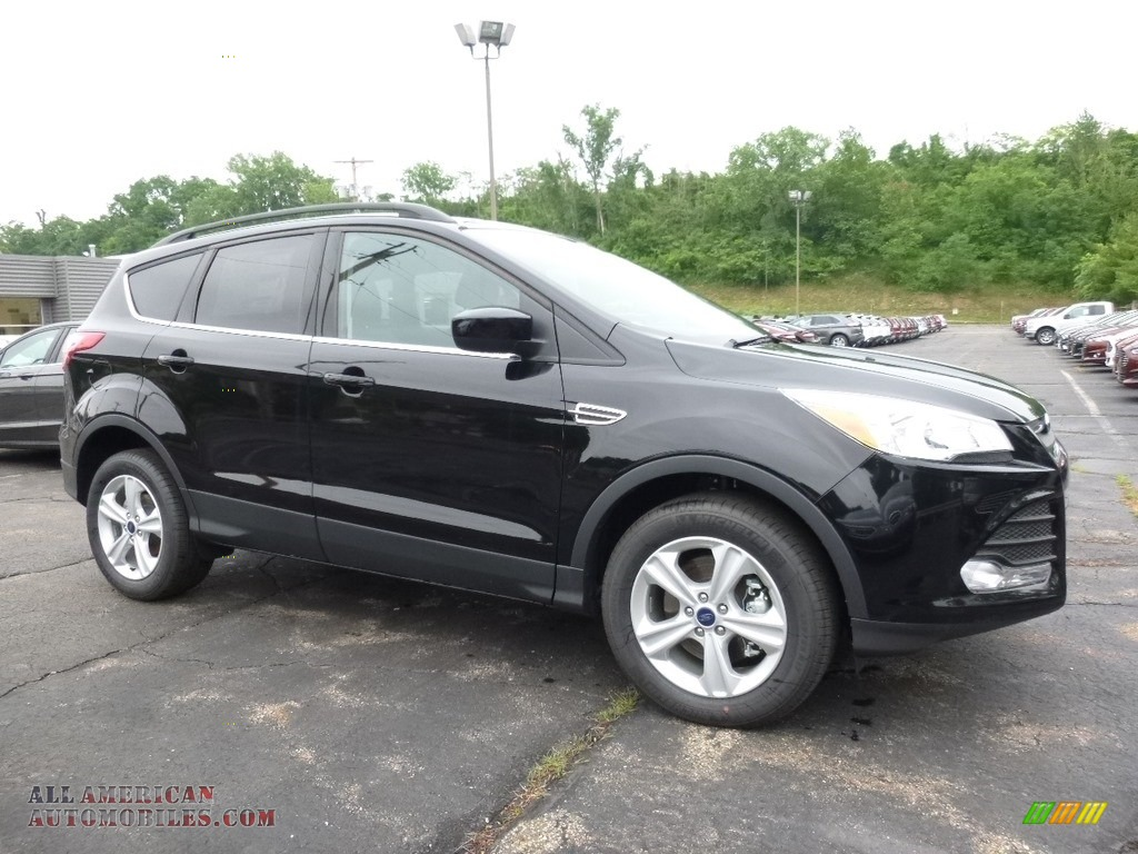 2016 ford escape se 4wd in shadow black c53947 all american automobiles buy american cars. Black Bedroom Furniture Sets. Home Design Ideas