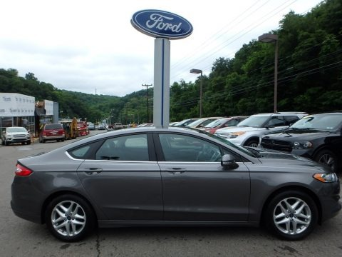 Sterling Gray Metallic 2013 Ford Fusion SE