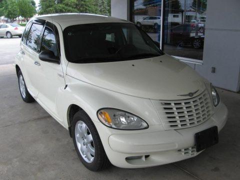 Cool Vanilla White 2005 Chrysler PT Cruiser Limited