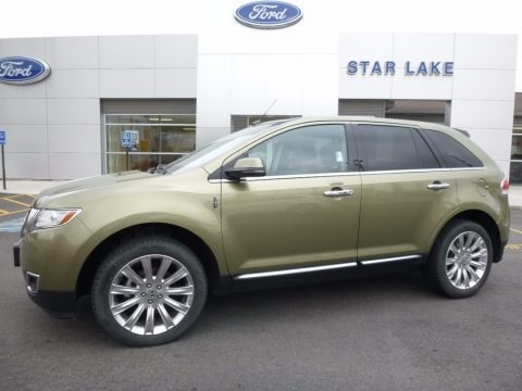 Ginger Ale 2013 Lincoln MKX AWD