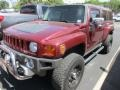 Hummer H3  Sonoma Red Metallic photo #2
