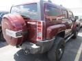 Hummer H3  Sonoma Red Metallic photo #7