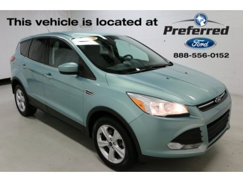 Frosted Glass Metallic 2013 Ford Escape SE 1.6L EcoBoost 4WD