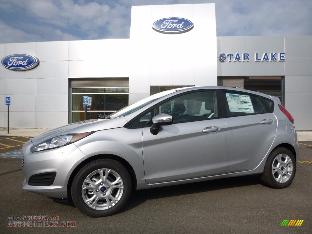 2016 ford fiesta se hatchback in ingot silver metallic 183130 all american automobiles buy. Black Bedroom Furniture Sets. Home Design Ideas