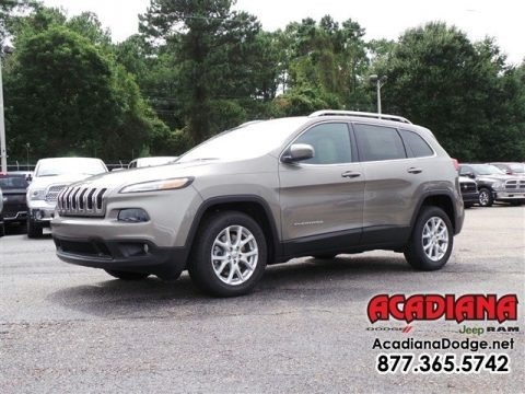 2014 Jeep Cherokee Latitude In Granite Crystal Metallic