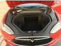 Tesla Model S P85D Performance Red Multi-Coat photo #13