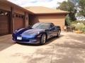 Chevrolet Corvette Coupe LeMans Blue Metallic photo #4