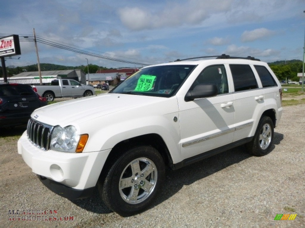 Ron Lewis Cranberry >> 2005 Jeep Grand Cherokee Limited 4x4 in Stone White - 660474 | All American Automobiles - Buy ...