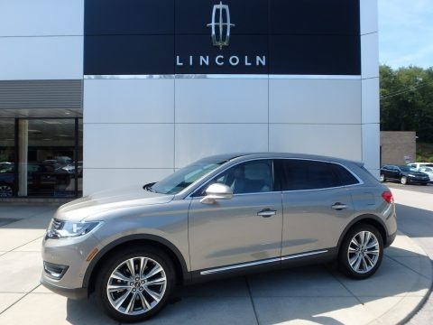 Luxe Metallic 2016 Lincoln MKX Reserve AWD