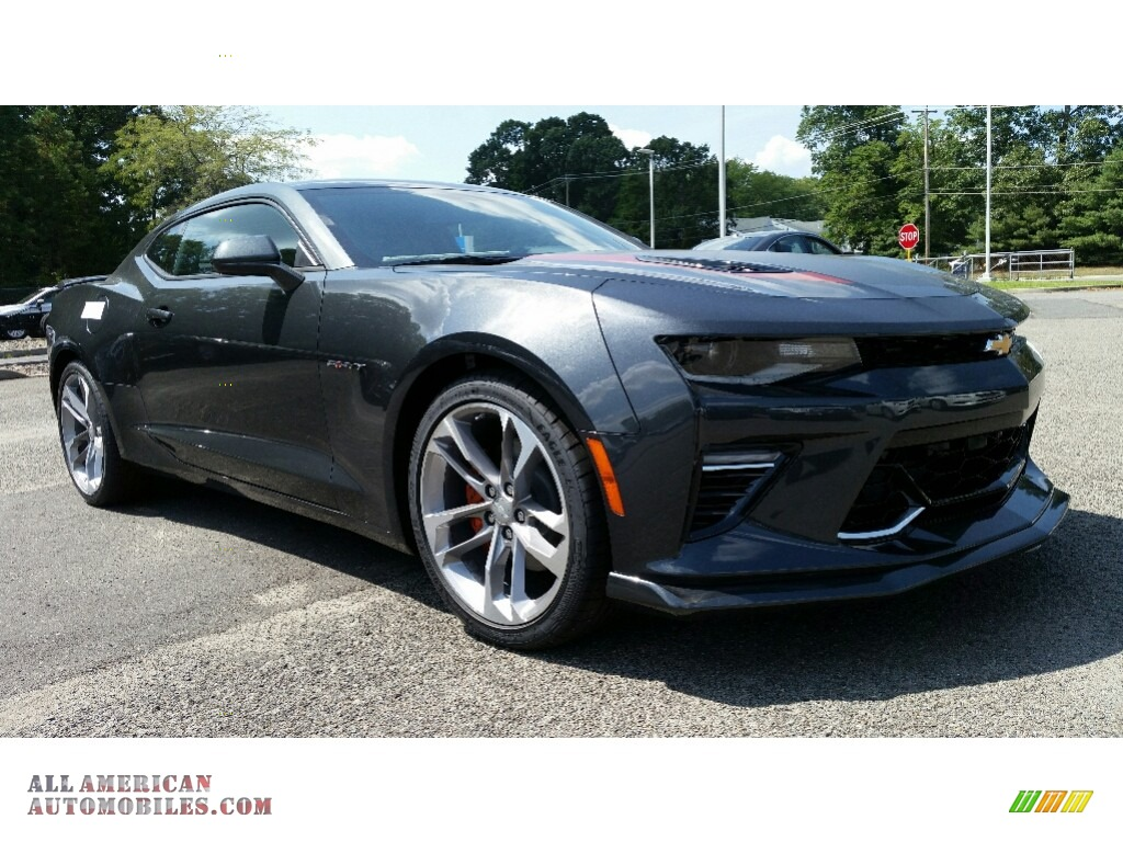 2017 Chevrolet Camaro SS Coupe 50th Anniversary in ...