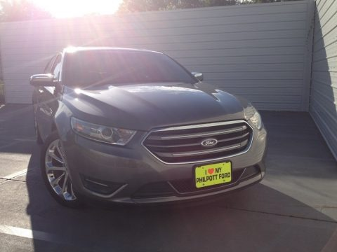Sterling Gray Metallic 2013 Ford Taurus Limited