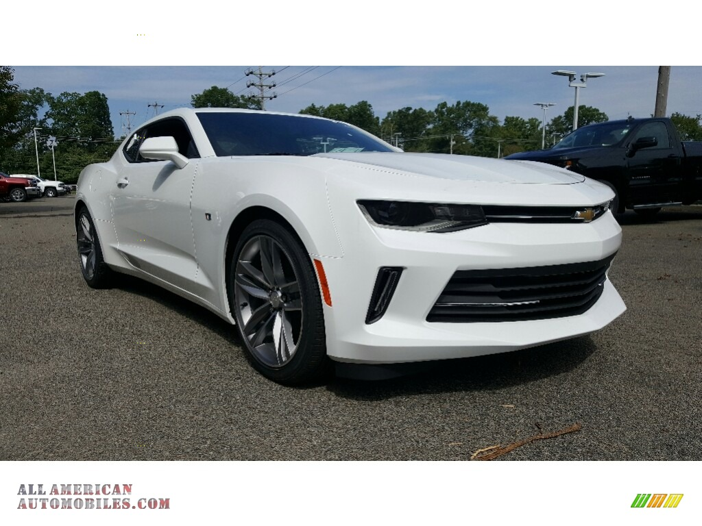 2017 chevrolet camaro lt coupe in summit white 128821 all american automobiles buy. Black Bedroom Furniture Sets. Home Design Ideas