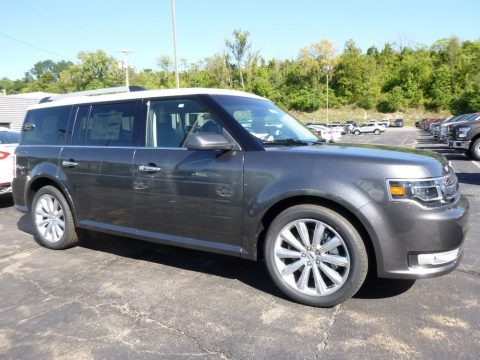 Magnetic 2016 Ford Flex Limited AWD
