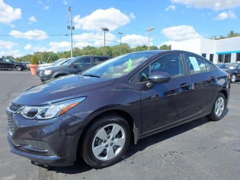 2012 Chevrolet Cruze Eco In Blue Topaz Metallic For Sale