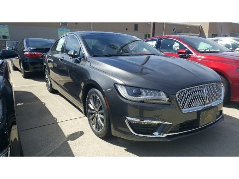 Magnetic Gray 2017 Lincoln MKZ Select