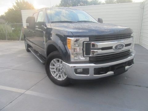 Blue Jeans 2017 Ford F250 Super Duty XLT Crew Cab