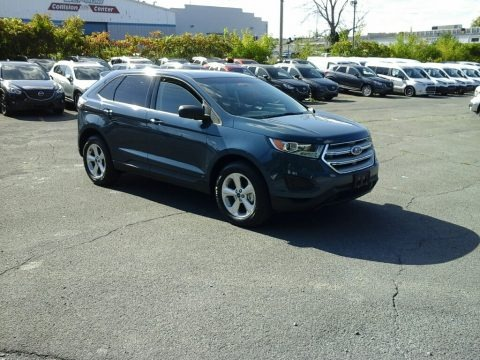 Too Good to Be Blue 2016 Ford Edge SE
