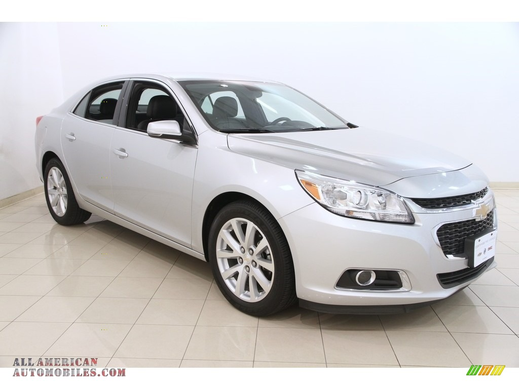 2016 chevrolet malibu limited ltz in silver ice metallic 107599 all american automobiles. Black Bedroom Furniture Sets. Home Design Ideas