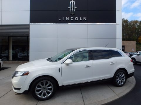 Crystal Champagne 2013 Lincoln MKT EcoBoost AWD