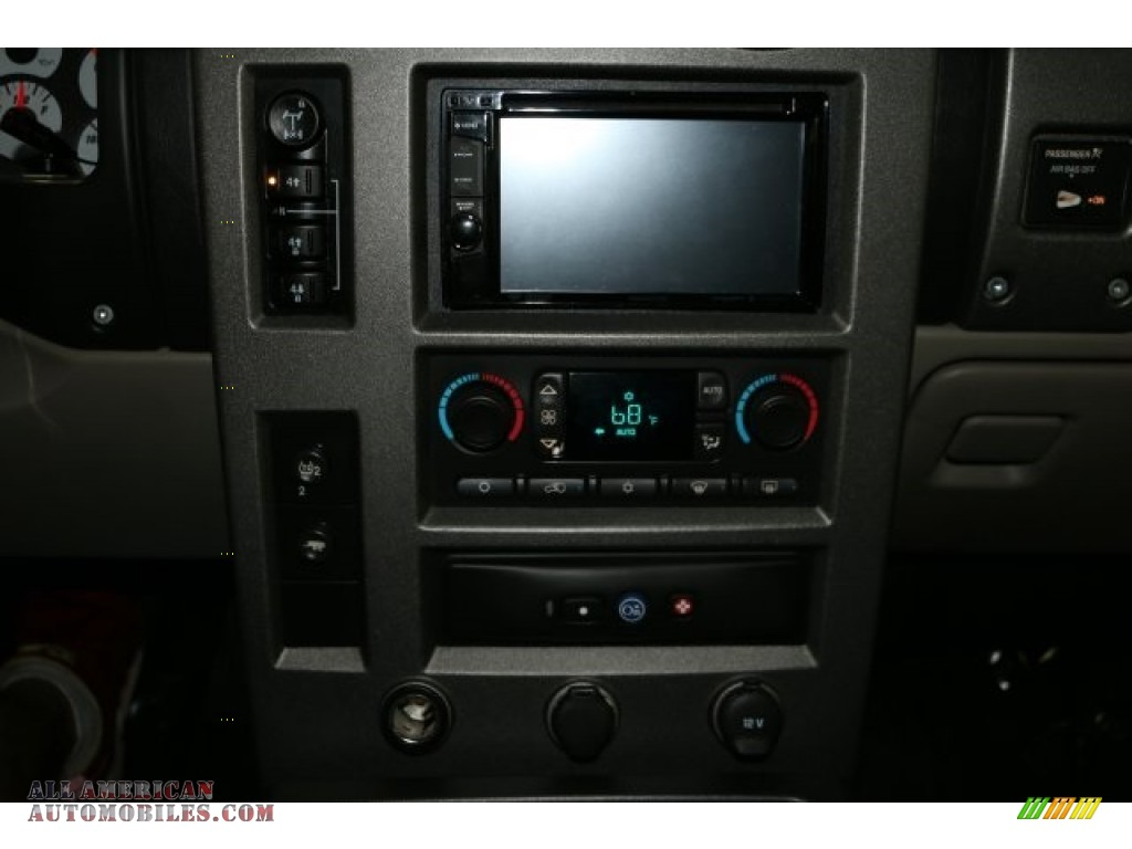 2004 H2 SUV - Pewter Metallic / Wheat photo #15