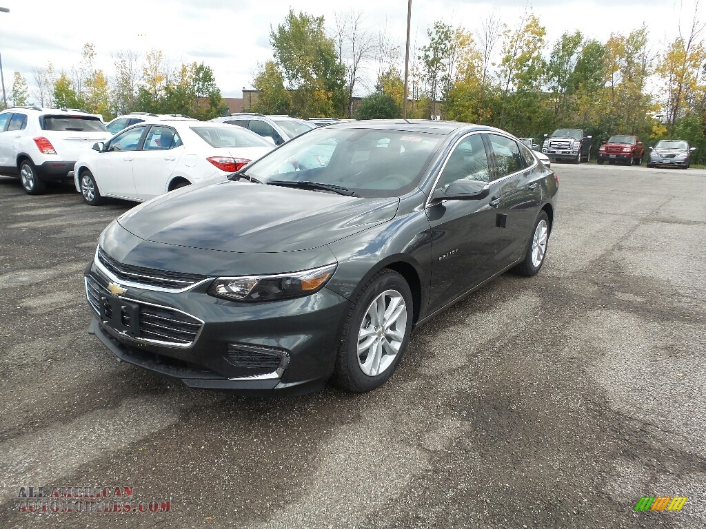 2017 chevrolet malibu lt in nightfall gray metallic 136211 all american automobiles buy. Black Bedroom Furniture Sets. Home Design Ideas