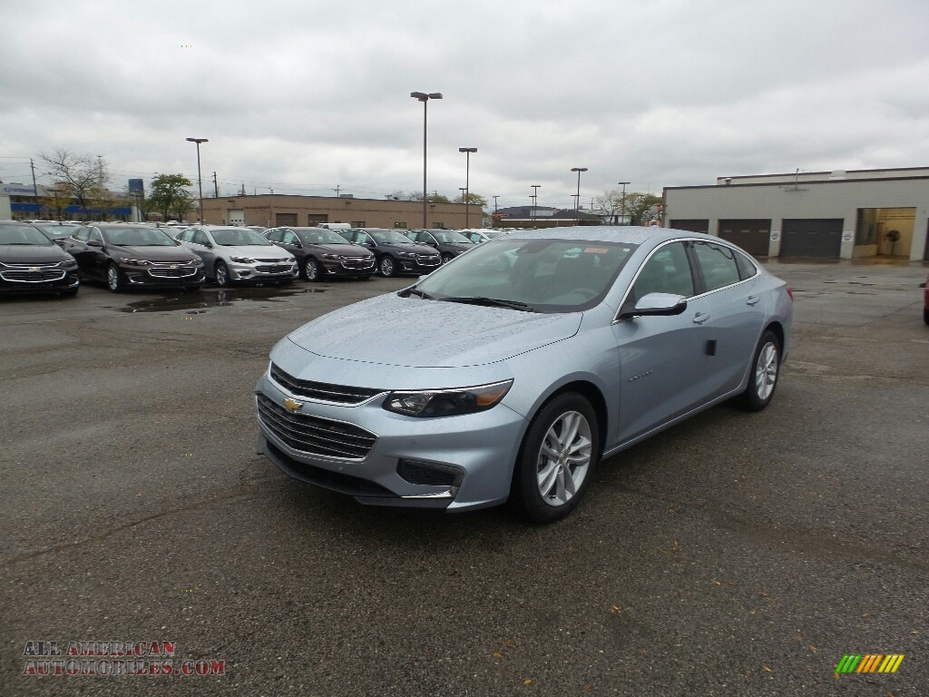 2017 chevrolet malibu lt in arctic blue metallic 146433 all american automobiles buy. Black Bedroom Furniture Sets. Home Design Ideas