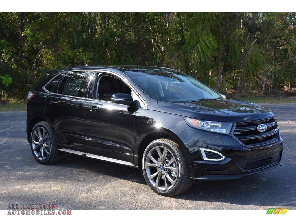 2016 ford edge sport awd in shadow black c56023 all american automobiles buy american cars. Black Bedroom Furniture Sets. Home Design Ideas