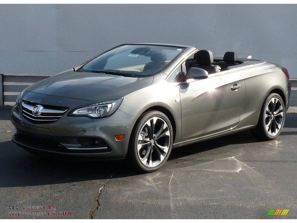 2017 buick cascada premium in smoked pearl metallic 009456 all american automobiles buy. Black Bedroom Furniture Sets. Home Design Ideas