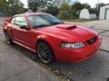 Ford Mustang GT Coupe Performance Red photo #9
