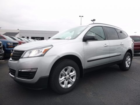 2016 chevrolet traverse ltz awd in champagne silver. Black Bedroom Furniture Sets. Home Design Ideas